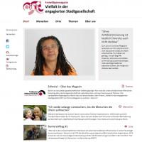 25 Jahre Hilfsbereitschaft: Freiwilligenmagazin