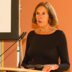 25 Jahre Hilfsbereitschaft: Helga Metzner
