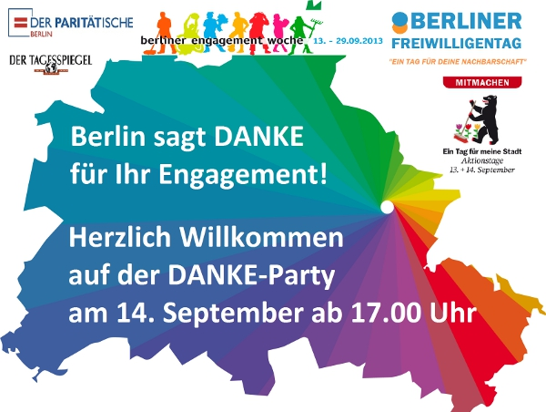 DANKE-Party