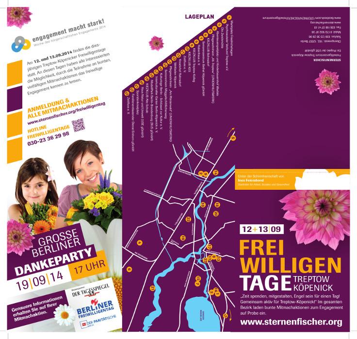 Treptow-Köpenicker Freiwilligentage 2014
