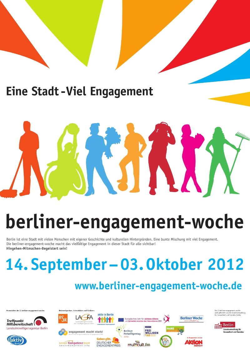 Berliner Engagementwoche 2012