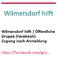 Wilmersdorf hilft