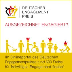 Deutscher Engagementpreis Preise