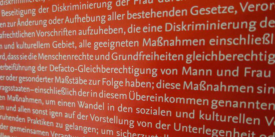 Auf der Suche nach den Menschenrechten in Berlin