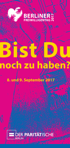 Berliner Freiwilligentag 2017