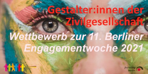 Bild Logo Gestalter:innen der Zivilgesellschaft